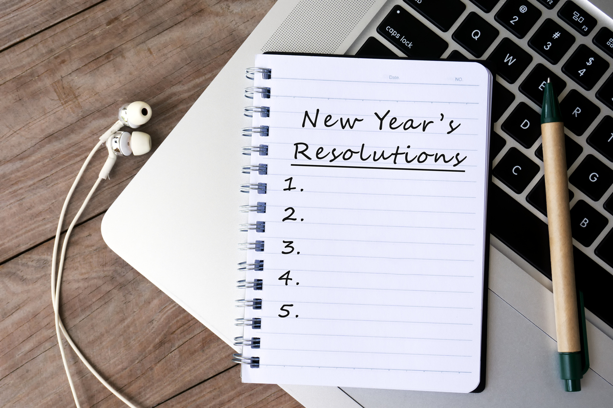 Plan Ahead: Resolutions or Goals?
